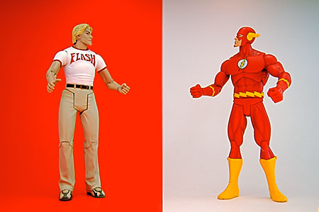 Flash Gordon vs. Flash