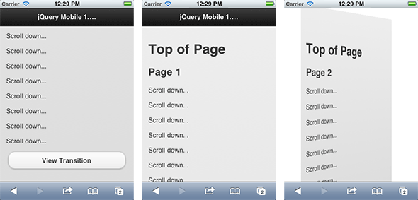 Jquery Mobile Manual Download File