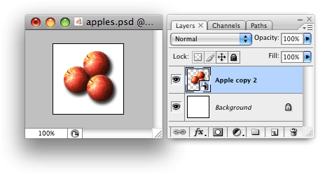 Double-click Smart Object to edit it