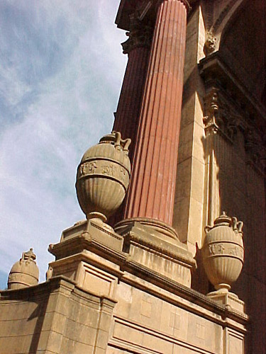 Urns and Columns