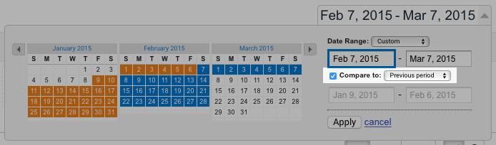 Date picker compare dates